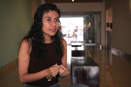 """Jorgelina Cerritos: """"La dramaturgia es la hija despreciada delteatro"""""""