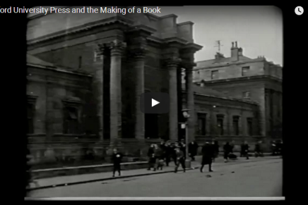 Oxford University Press and The Making of aBook
