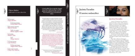 Pronto: El asesino melancólico de JacintaEscudos