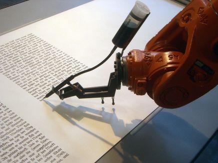 ¿Sueñan los androides con serescritores?