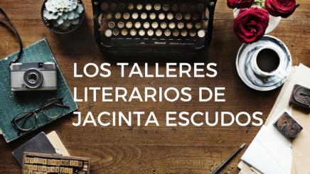 Los talleres literarios de JacintaEscudos