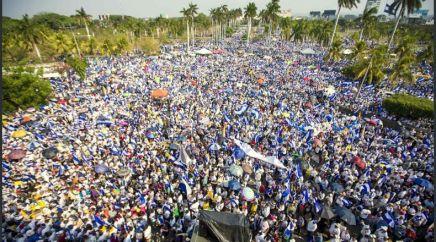 Los sucesos deNicaragua