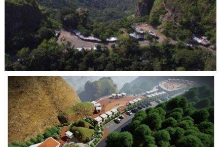 Naturaleza versus cemento