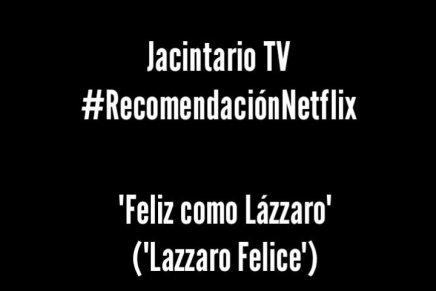 Feliz como Lázzaro (2018), AliceRohrwacher
