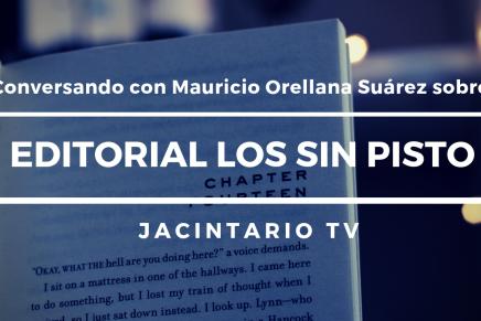 Conversando con Mauricio OrellanaSuárez